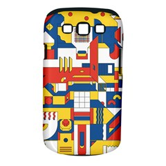 Hide And Seek Samsung Galaxy S Iii Classic Hardshell Case (pc+silicone)