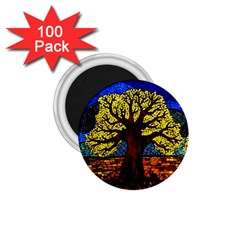 Tree Of Life 1 75  Magnets (100 Pack)