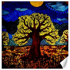 Tree Of Life Canvas 20  X 20
