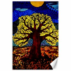 Tree Of Life Canvas 24  X 36