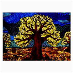 Tree Of Life Large Glasses Cloth (2 Side)