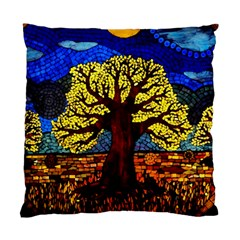 Tree Of Life Standard Cushion Case (two Sides)