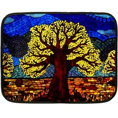 Tree Of Life Fleece Blanket (mini)