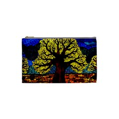 Tree Of Life Cosmetic Bag (small)