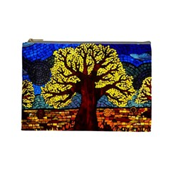 Tree Of Life Cosmetic Bag (large)