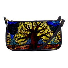 Tree Of Life Shoulder Clutch Bags