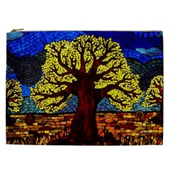 Tree Of Life Cosmetic Bag (xxl)