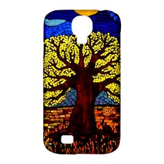 Tree Of Life Samsung Galaxy S4 Classic Hardshell Case (pc+silicone)