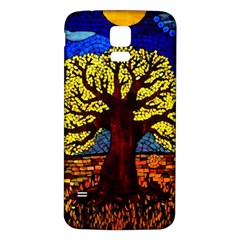 Tree Of Life Samsung Galaxy S5 Back Case (white)