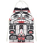 Ethnic Traditional Art Full Print Aprons Front