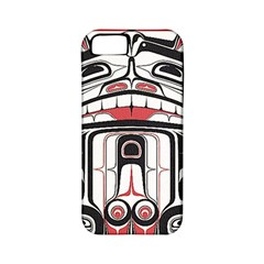 Ethnic Traditional Art Apple Iphone 5 Classic Hardshell Case (pc+silicone)
