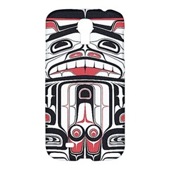Ethnic Traditional Art Samsung Galaxy S4 I9500/i9505 Hardshell Case