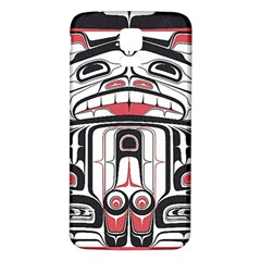 Ethnic Traditional Art Samsung Galaxy S5 Back Case (white)