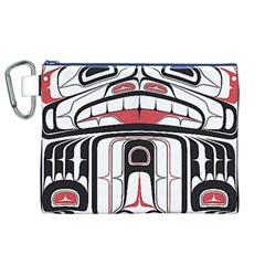 Ethnic Traditional Art Canvas Cosmetic Bag (xl)