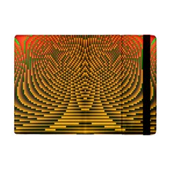 Fractal Pattern Apple Ipad Mini Flip Case
