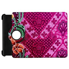 Pink Batik Cloth Fabric Kindle Fire Hd 7