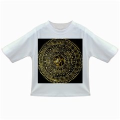Gold Roman Shield Costume Infant/toddler T Shirts
