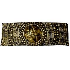 Gold Roman Shield Costume Body Pillow Case Dakimakura (two Sides)
