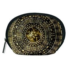 Gold Roman Shield Costume Accessory Pouches (medium)