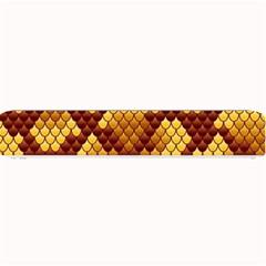 Snake Skin Pattern Vector Small Bar Mats