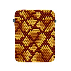 Snake Skin Pattern Vector Apple Ipad 2/3/4 Protective Soft Cases