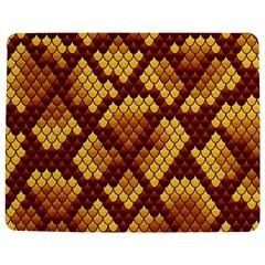 Snake Skin Pattern Vector Jigsaw Puzzle Photo Stand (rectangular)