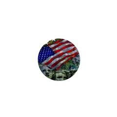 Usa United States Of America Images Independence Day 1  Mini Buttons