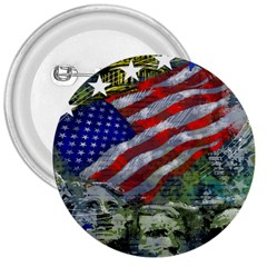 Usa United States Of America Images Independence Day 3  Buttons