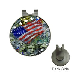 Usa United States Of America Images Independence Day Hat Clips With Golf Markers