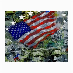Usa United States Of America Images Independence Day Small Glasses Cloth