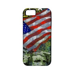 Usa United States Of America Images Independence Day Apple Iphone 5 Classic Hardshell Case (pc+silicone)