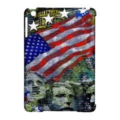 Usa United States Of America Images Independence Day Apple Ipad Mini Hardshell Case (compatible With Smart Cover)