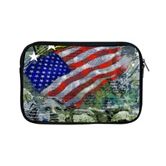 Usa United States Of America Images Independence Day Apple Ipad Mini Zipper Cases
