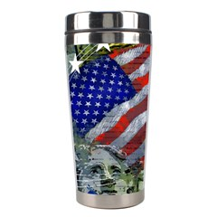 Usa United States Of America Images Independence Day Stainless Steel Travel Tumblers