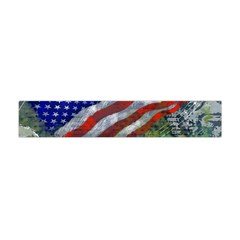 Usa United States Of America Images Independence Day Flano Scarf (mini)