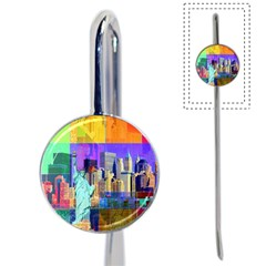 New York City The Statue Of Liberty Book Mark