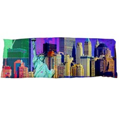 New York City The Statue Of Liberty Body Pillow Case Dakimakura (two Sides)