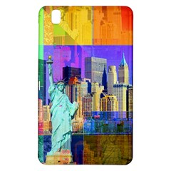 New York City The Statue Of Liberty Samsung Galaxy Tab Pro 8 4 Hardshell Case