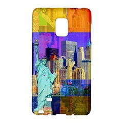 New York City The Statue Of Liberty Galaxy Note Edge
