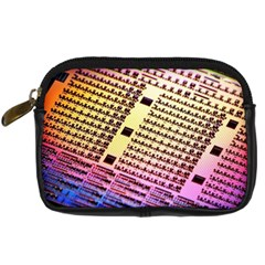 Optics Electronics Machine Technology Circuit Electronic Computer Technics Detail Psychedelic Abstra Digital Camera Cases