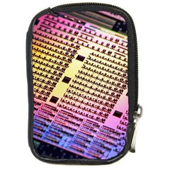 Optics Electronics Machine Technology Circuit Electronic Computer Technics Detail Psychedelic Abstra Compact Camera Cases