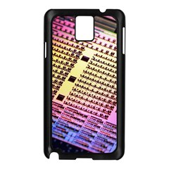 Optics Electronics Machine Technology Circuit Electronic Computer Technics Detail Psychedelic Abstra Samsung Galaxy Note 3 N9005 Case (black)