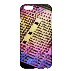 Optics Electronics Machine Technology Circuit Electronic Computer Technics Detail Psychedelic Abstra Apple Iphone 6 Plus/6s Plus Hardshell Case