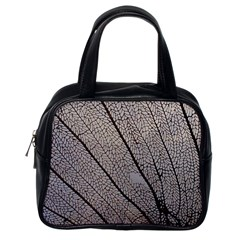 Sea Fan Coral Intricate Patterns Classic Handbags (one Side)
