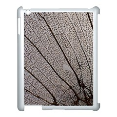 Sea Fan Coral Intricate Patterns Apple Ipad 3/4 Case (white)