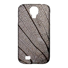 Sea Fan Coral Intricate Patterns Samsung Galaxy S4 Classic Hardshell Case (pc+silicone)