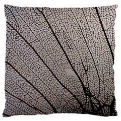 Sea Fan Coral Intricate Patterns Standard Flano Cushion Case (one Side)