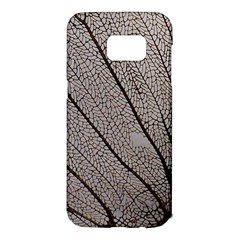 Sea Fan Coral Intricate Patterns Samsung Galaxy S7 Edge Hardshell Case