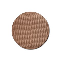 Tooling Patterns Rubber Round Coaster (4 Pack)