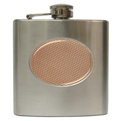 Tooling Patterns Hip Flask (6 Oz)